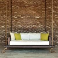 Κατασκευή μαξιλαριών κούνιας κήπου - βεράντας