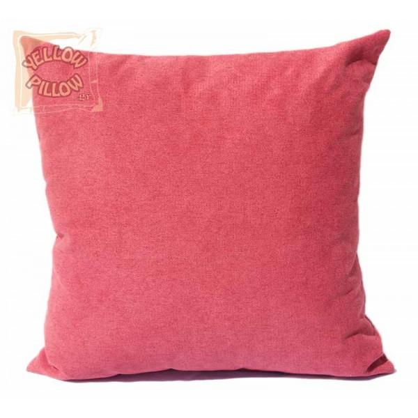Διακοσμητικό μαξιλάρι (μαξιλαροθήκη) καναπέ 45Χ45 Κόκκινο - 01