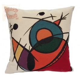 Διακοσμητικό μαξιλάρι ταπισερί-στόφα μοντέρνο - Miro 003