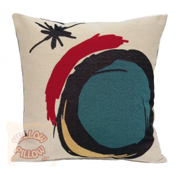 Διακοσμητικό μαξιλάρι ταπισερί-στόφα μοντέρνο - Miro 004