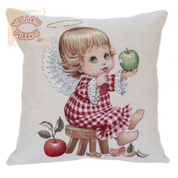 Διακοσμητικό μαξιλάρι ταπισερί 45X45 - Παιδικό 011