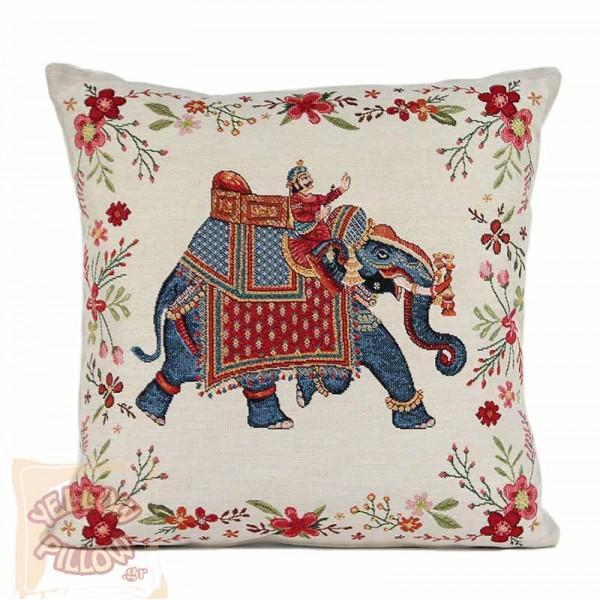 Διακοσμητικό μαξιλάρι καναπέ στόφα 45X45 -Έθνικ 005