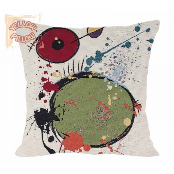 Διακοσμητικό μαξιλάρι καναπέ στόφα  μοντέρνο - Miro 010