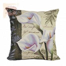 Διακοσμητικό μαξιλάρι ταπισερί - Floral 027