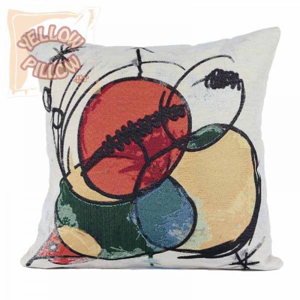 Διακοσμητικό μαξιλάρι καναπέ στόφα  μοντέρνο - Miro 008