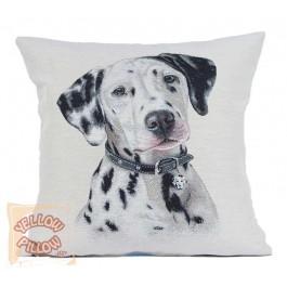 Διακοσμητικό μαξιλάρι ταπισερί - Σκυλάκι δαλματίας