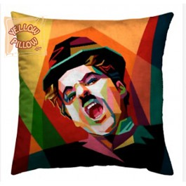 Διακοσμητικό μαξιλάρι ταπισερί -  Chaplin
