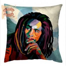 Διακοσμητικό μαξιλάρι ταπισερί 45X45 - Bob Marley