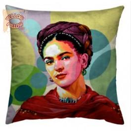 Διακοσμητική μαξιλαροθήκη ταπισερί 45X45 - Frida Kahlo 04