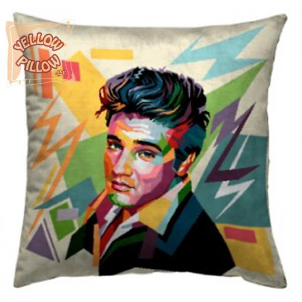 Διακοσμητικό μαξιλάρι ταπισερί 45X45 - Elvis