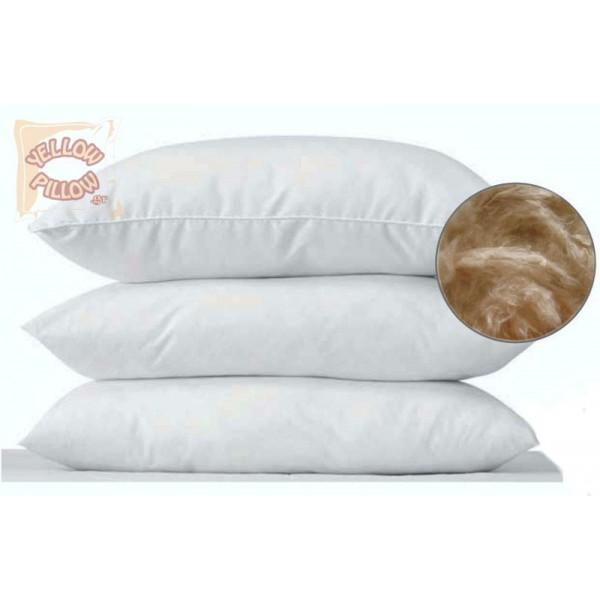 Μαξιλάρι ύπνου μέ μεταξοβάμβακο 0,50 X 0,70