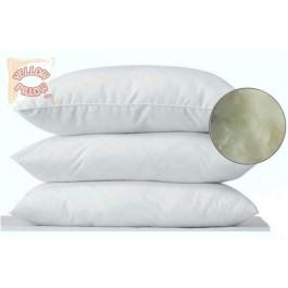 Μαξιλάρι ύπνου με μικροϊνες-microfiber 0,45 X 0,65
