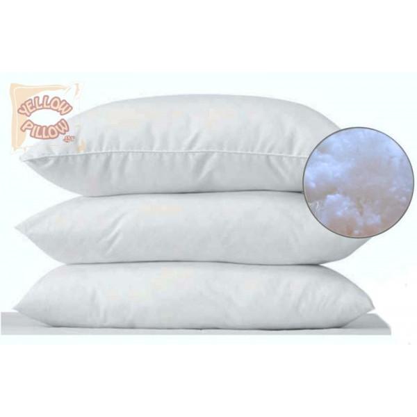 Μαξιλάρι ύπνου μέ πολυεστερική βάτα 0,45 X 0,65