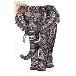 Πάντα τοίχου ταπισερί 140Χ183 - Ελέφαντας 008