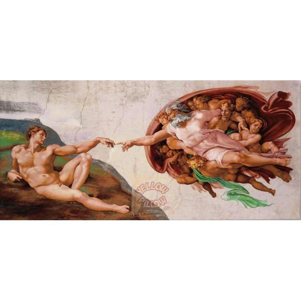 Πάντα τοίχου ταπισερί 280Χ140 - Michelangelo 004