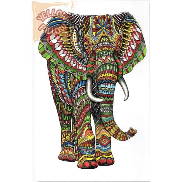 Πάντα τοίχου ταπισερί 140Χ183 - Ελέφαντας 006