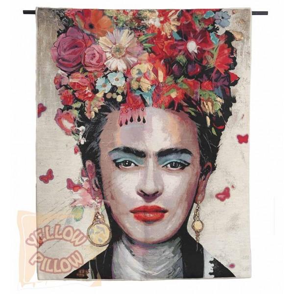 Πάντα τοίχου ταπισερί 80Χ110 - Frida Kahlo 008