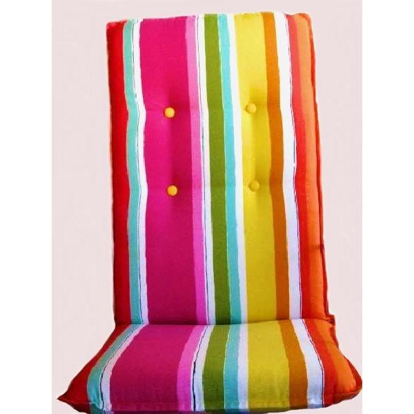 Μαξιλάρια για καρέκλες βεράντας