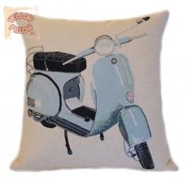 Διακοσμητικό μαξιλάρι ταπισερί - Βέσπα