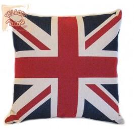 Διακοσμητικό μαξιλάρι ταπισερί - Αγγλική σημαία 010