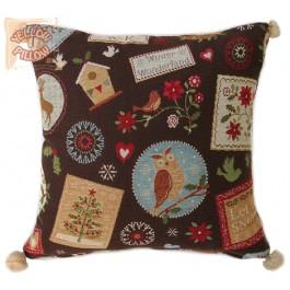 Διακοσμητικό μαξιλάρι ταπισερί - Winter