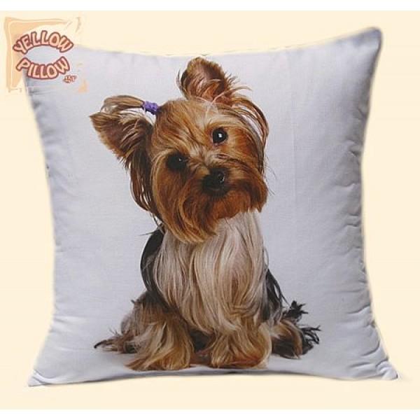 Διακοσμητικό μαξιλάρι - Σκυλακι 07