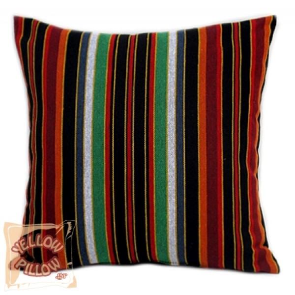 Διακοσμητικό μαξιλάρι  - Υφαντό ριγέ  010