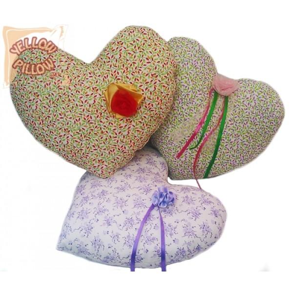 Διακοσμητικό μαξιλάρι - Καρδιά 04