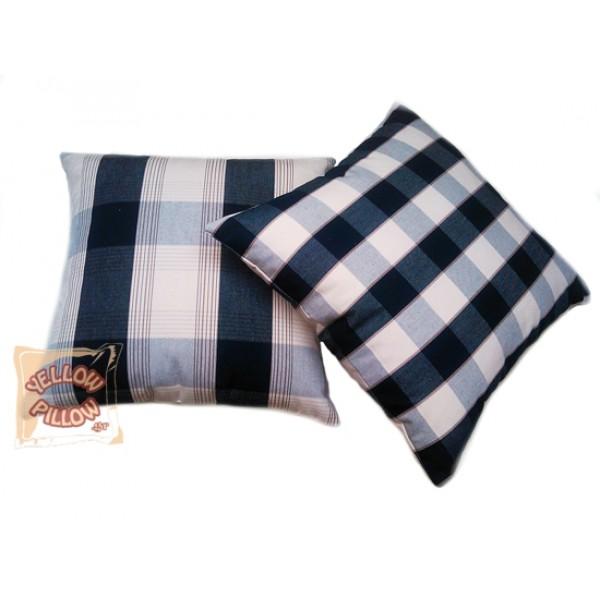 Διακοσμητικό μαξιλάρι - Καρό 03