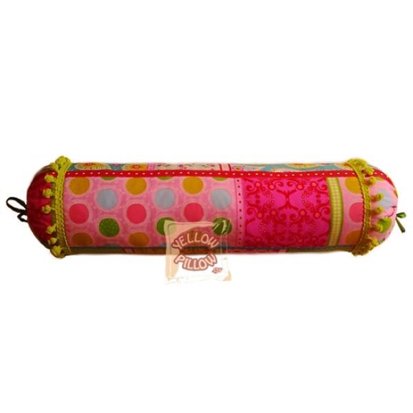 Διακοσμητικό μαξιλάρι - καραμέλα 01