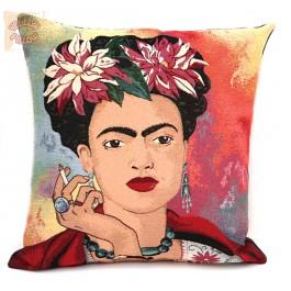 Διακοσμητικό μαξιλάρι ταπισερί - Frida Kahlo 03