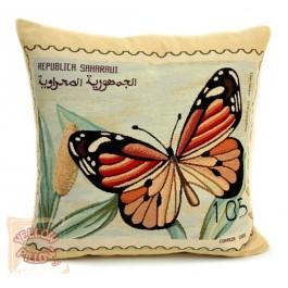 Διακοσμητικό μαξιλάρι ταπισερί  - Stamp 01