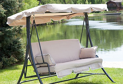 dbab9638b82 Κατασκευή μαξιλαριών κούνιας κήπου - βεράντας